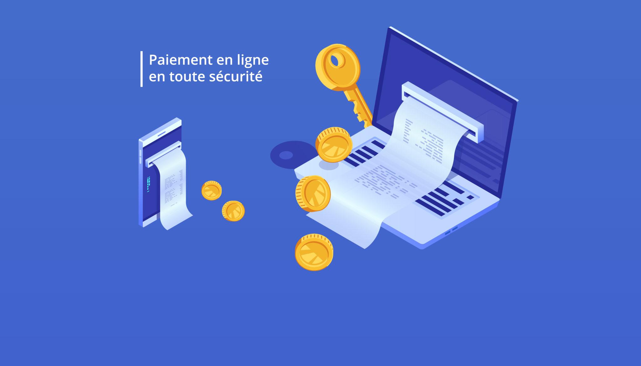 Paiement en ligne En toute sécurité Avec Capoffshore